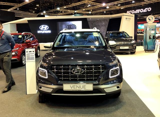Hyundai Venue ra mắt thị trường Đông Nam Á - 1