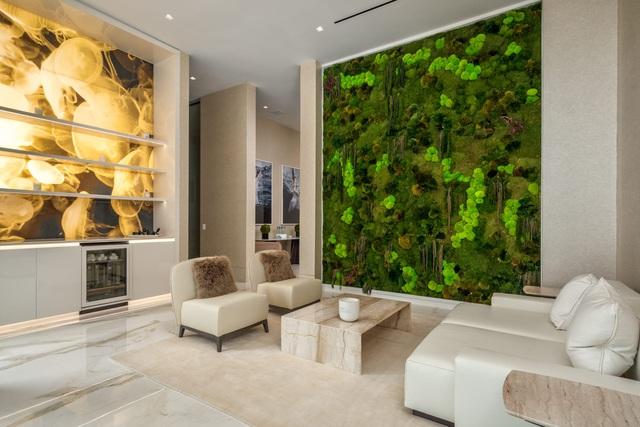 Vẻ đẹp hiện đại bên trong căn siêu biệt thự xa hoa trị giá hơn 1500 tỷ đồng - 5