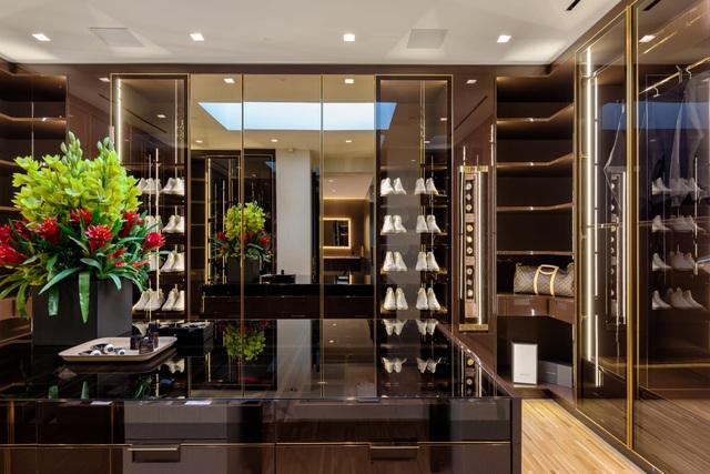 Vẻ đẹp hiện đại bên trong căn siêu biệt thự xa hoa trị giá hơn 1500 tỷ đồng - 9