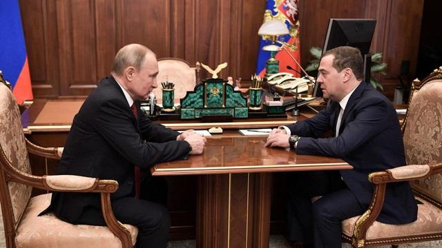 """Ông Putin lên tiếng sau """"cơn địa chấn"""" chính trường Nga - 2"""