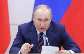 """Ông Putin lên tiếng sau """"cơn địa chấn"""" chính trường Nga"""