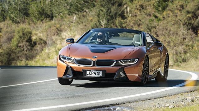 BMW chính thức khai tử i8 - 1
