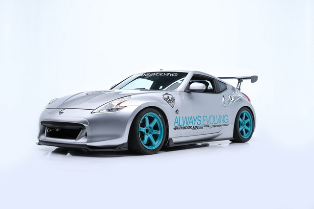 Điều gì khiến một chiếc xe bình thường trở thành xe Nissan 370Z đắt nhất mọi thời đại? - 3