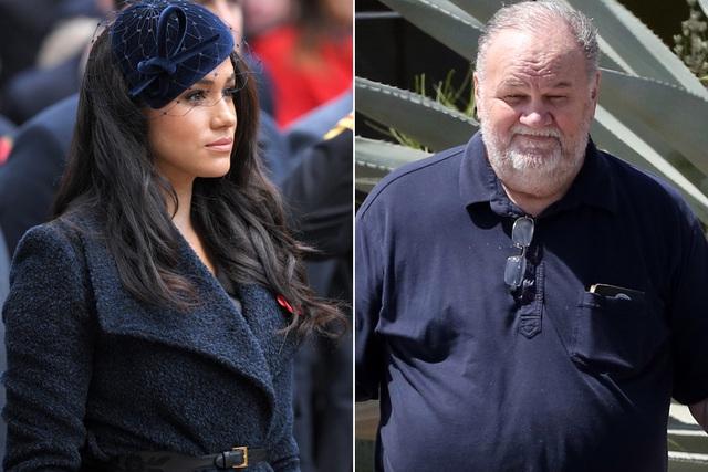 Cha Meghan trách con gái bán rẻ Hoàng gia Anh - 1
