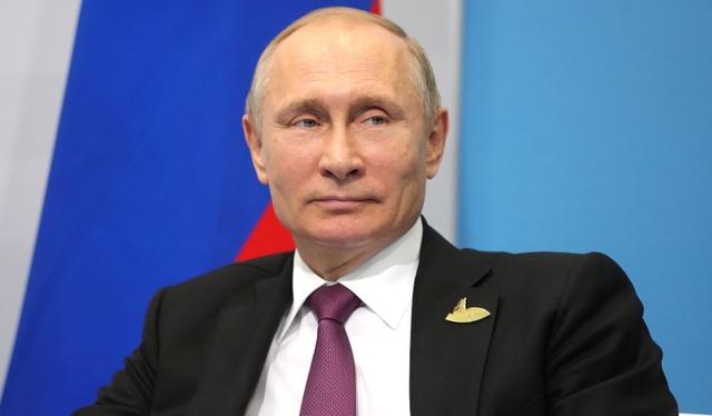 Ông Putin trình dự thảo sửa đổi hiến pháp điều chỉnh quyền lực tổng thống - 1