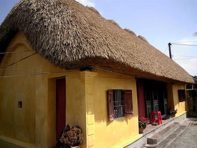 Mê mẩn với vẻ đẹp mộc mạc của ngôi nhà mái rạ ở miền quê gạo tám - 4
