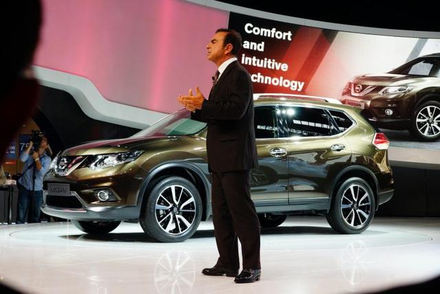 Cựu chủ tịch Carlos Ghosn: Nissan có thể sẽ phá sản trong vòng 2-3 năm - 2
