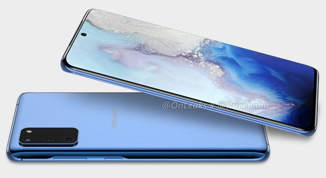 Lộ giá bán các phiên bản Galaxy S20 và Galaxy Z Flip của Samsung - 1