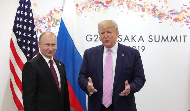 Ngả mũ trước Tổng thống Putin - 2