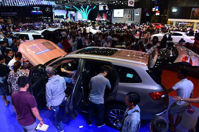 Dự báo biến động dữ dội trên thị trường xe Việt năm 2020 - 1