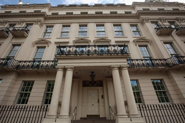 Bí mật về vị tỷ phú Trung Quốc mua căn nhà đắt nhất nước Anh - 1