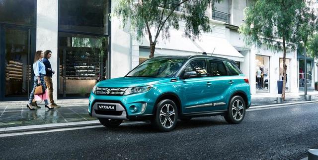 Suzuki Vitara có nguy cơ bị cấm tiêu thụ trên toàn châu Âu - 1