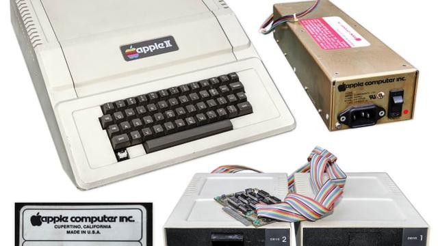 Những chiếc máy tính Apple cũ kĩ với giá hàng chục tỷ đồng - 3