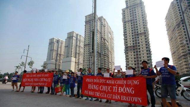 Chuyên gia bất động sản Nguyễn Duy Thành bày cách hoá giải tranh chấp chung cư - 3