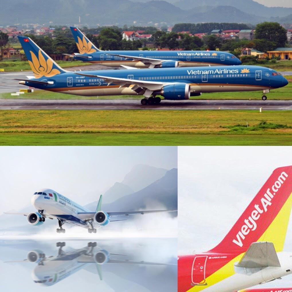 Hàng không Việt Nam: Đừng so với Lào và Campuchia, hãy nhìn sang Singapore, Nhật Bản, Hàn Quốc!