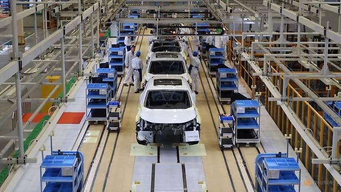 Nhà cung cấp phụ tùng của Honda ở Vũ Hán tạm thời