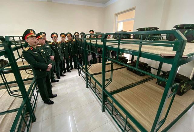 Cận cảnh khu nhà ở Hà Nội sẵn sàng đón gần 1.000 người từ vùng dịch trở về - 2