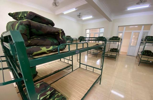 Cận cảnh khu nhà ở Hà Nội sẵn sàng đón gần 1.000 người từ vùng dịch trở về - 4