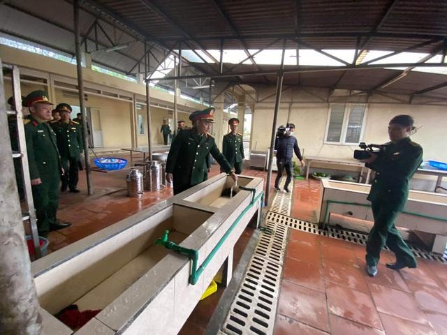 Cận cảnh khu nhà ở Hà Nội sẵn sàng đón gần 1.000 người từ vùng dịch trở về - 5