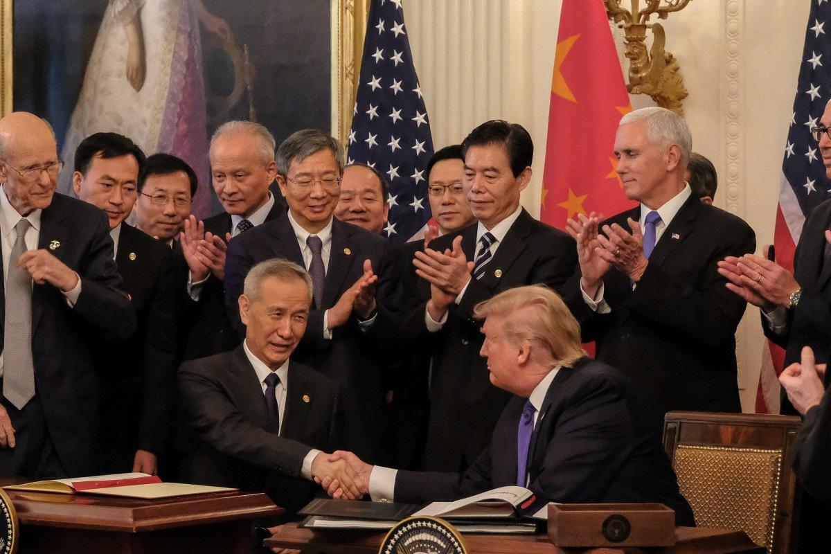 Trung Quốc giảm thuế với 75 tỷ USD hàng hóa Mỹ bất chấp dịch nCoV