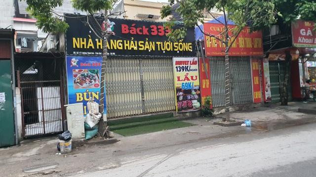 Hàng loạt nhà hàng đóng cửa, cho nhân viên nghỉ vì dịch cúm corona - 6