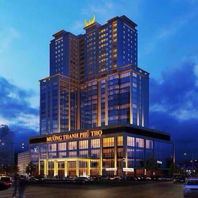 Báo cáo Thủ tướng vi phạm của Tổ hợp khách sạn, căn hộ cao cấp Mường Thanh - 1