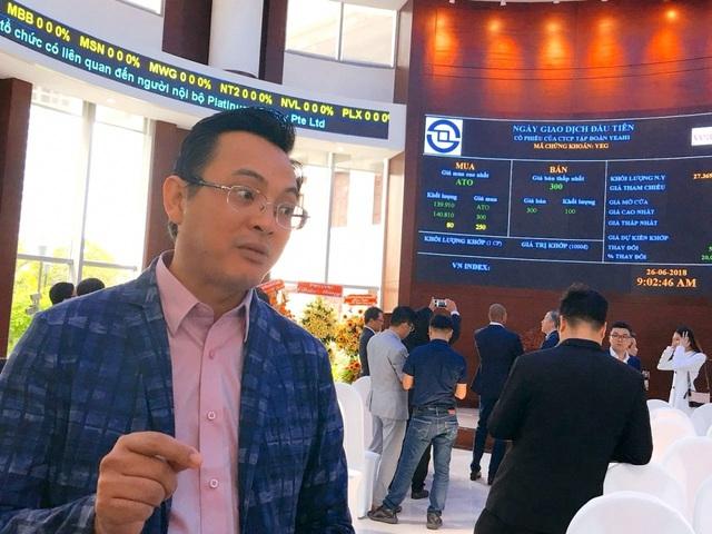 """Đại gia Nguyễn Ảnh Nhượng Tống hi sinh cổ phần cứu """"đế chế giải trí"""" Yeah1? - 1"""
