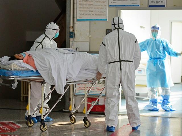Thêm 94 ca tử vong vì virus corona, số người chết ở Trung Quốc lên 1.110 - 1
