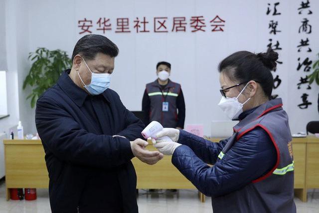 Bộ Chính trị và Chính phủ Trung Quốc họp về chống dịch và cứu kinh tế - 2