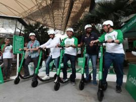 GrabWheels nhận đầu tư 30 triệu USD từ Tập đoàn KYMCO Đài Loan để xây dựng hệ sinh thái xe điện