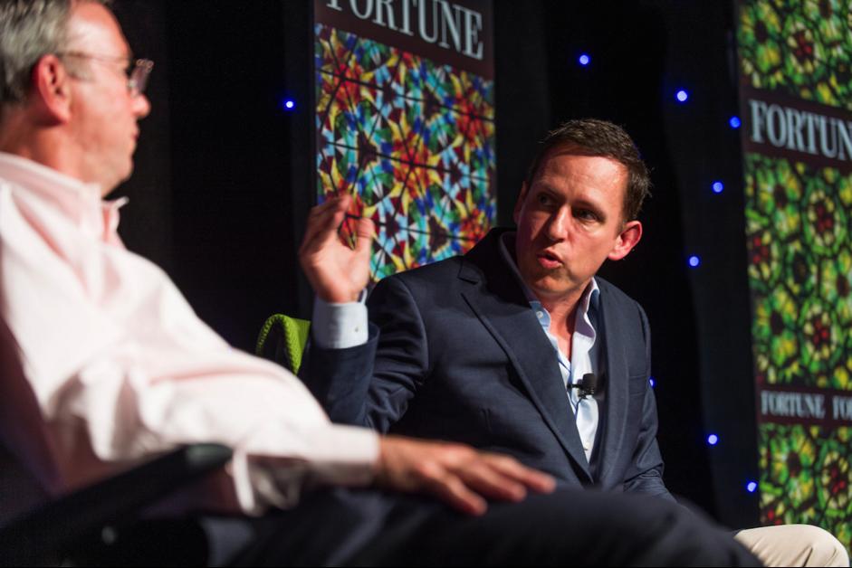 Tỷ phú Peter Thiel chống lưng cho startup cho vay bitcoin, ethereum