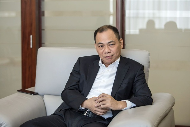 """Ông Phạm Nhật Vượng chiêu mộ thành công """"công thần"""" Grab Việt Nam - 1"""