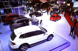 Nhập khẩu ô tô tháng 1/2020: Sụt giảm trầm trọng