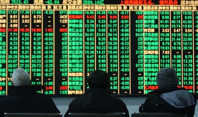 Bất chấp Covid-19, chứng khoán Trung Quốc vẫn