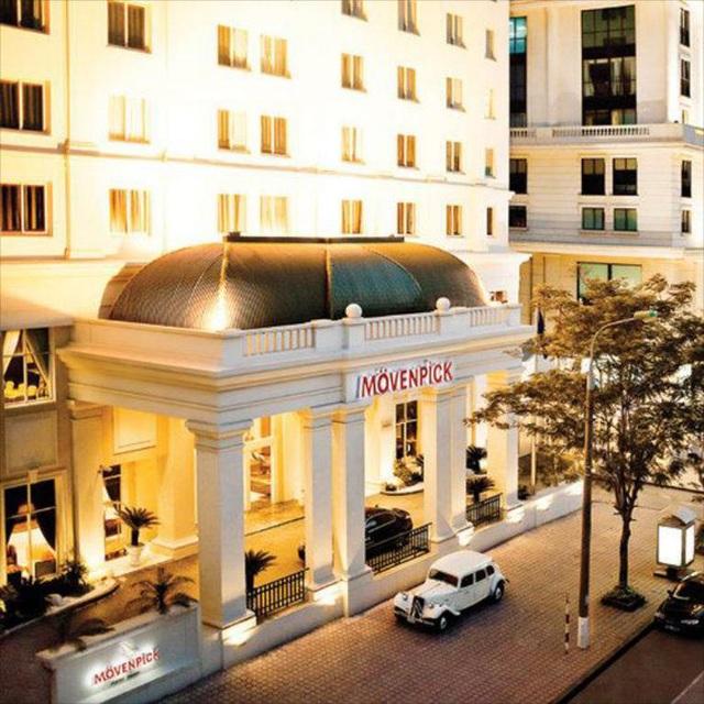 Khách sạn hạng sang trên đất vàng Hà Nội chật vật với lỗ lũy kế