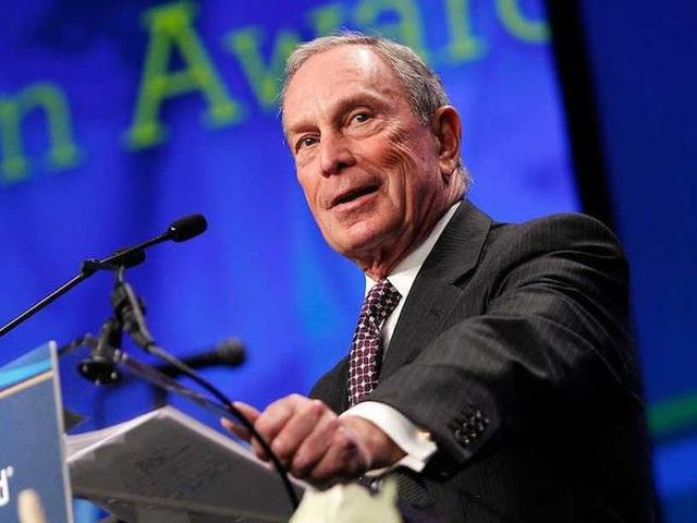 Tỷ phú Bloomberg sẽ bán cơ nghiệp tỷ đô nếu trúng cử tổng thống Mỹ - 1