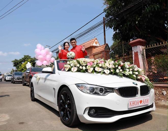 Chị gái tặng cô dâu Đồng Nai quà cưới 49 cây vàng và 2,5 tỉ đồng