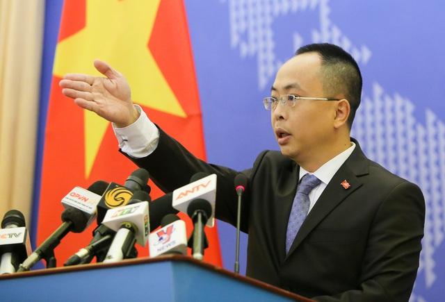 """Việt Nam lên tiếng việc Mỹ đưa ra khỏi danh sách """"nước đang phát triển"""" - 1"""