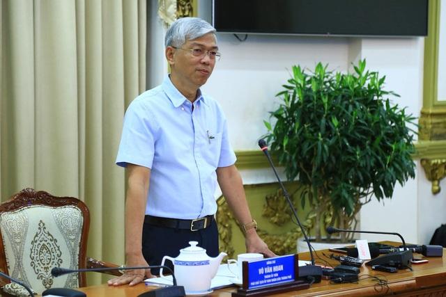 Chủ tịch TPHCM bức xúc vì dự án nhà ở bị ngâm cả năm trời - 2
