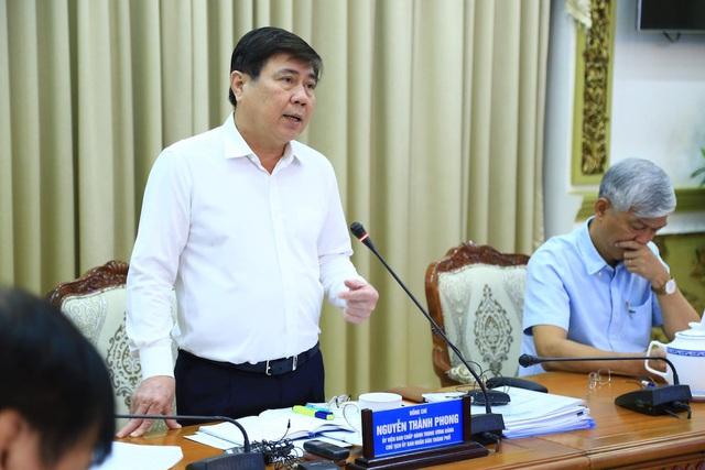 Chủ tịch TPHCM bức xúc vì dự án nhà ở bị ngâm cả năm trời - 4