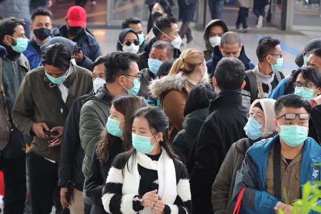 Hàn Quốc phát hiện thêm 87 người nhiễm Covid-19, nâng tổng số lên 433 - 1