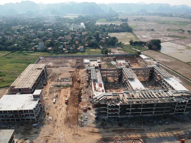 Ninh Bình: Phát lộ sai phạm tại dự án trường chuyên gần 400 tỷ đồng - 2