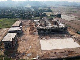 Ninh Bình: Phát lộ sai phạm tại dự án trường chuyên gần 400 tỷ đồng