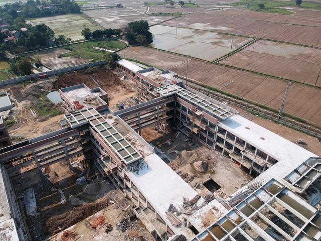 Ninh Bình: Phát lộ sai phạm tại dự án trường chuyên gần 400 tỷ đồng - 4