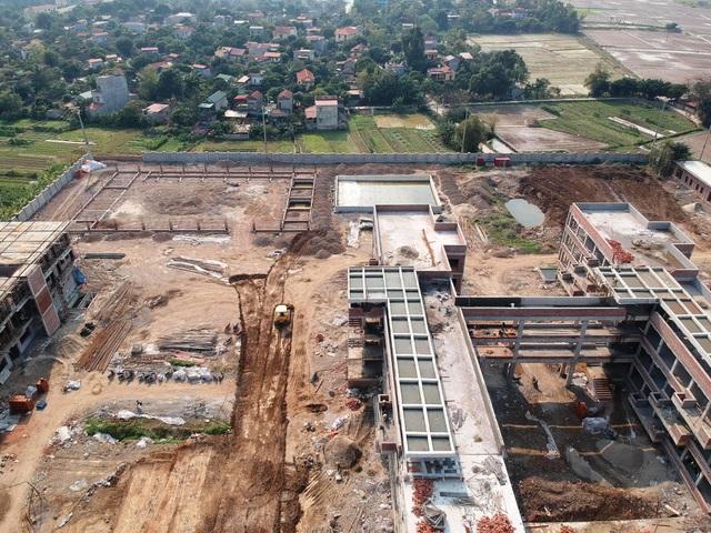 Ninh Bình: Phát lộ sai phạm tại dự án trường chuyên gần 400 tỷ đồng - 5