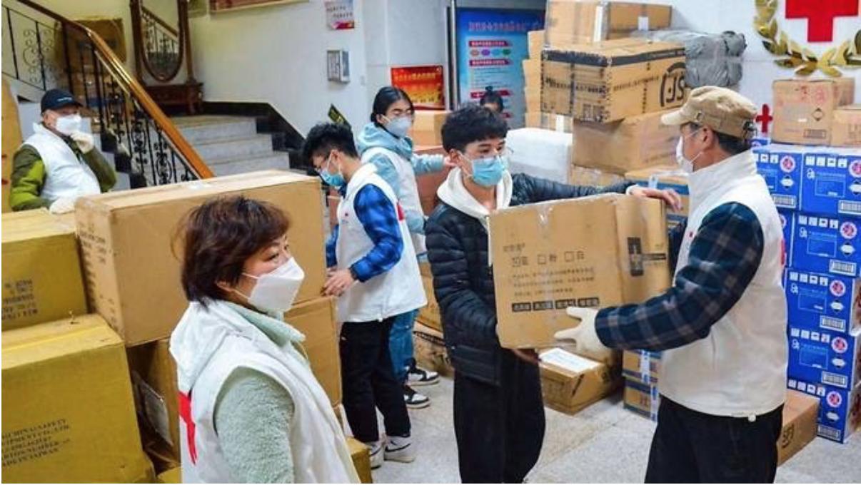 Hội chữ thập đỏ Singapore huy động được hơn 6 triệu đô la Singapore để đối phó với dịch COVID-19