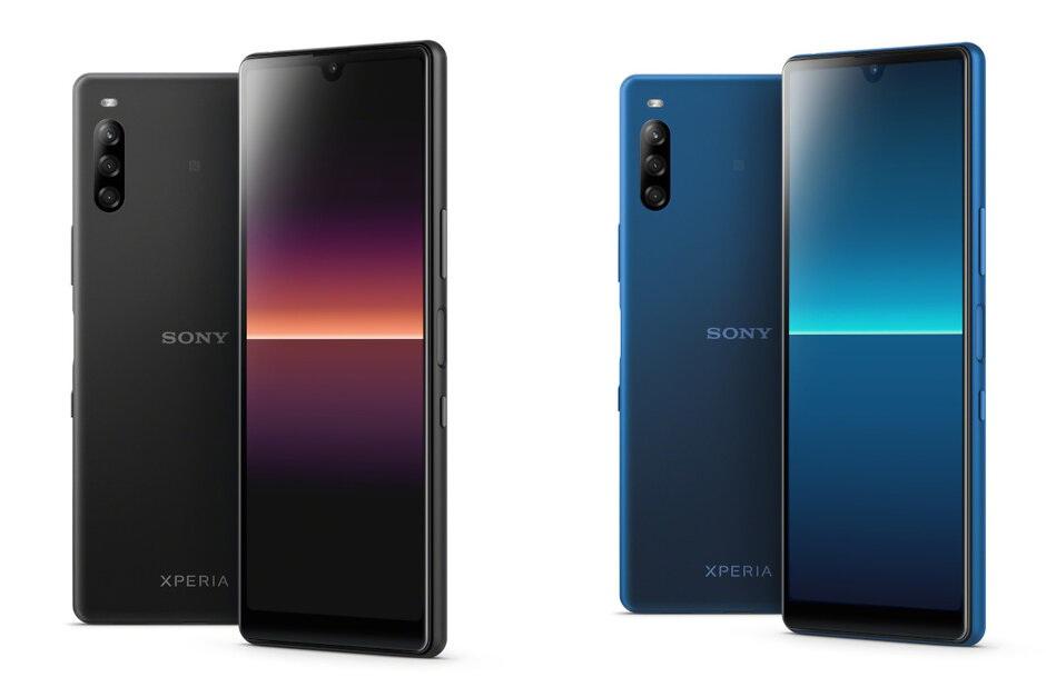 """Smartphone đầu tiên sở hữu màn hình """"giọt nước"""" của Sony"""