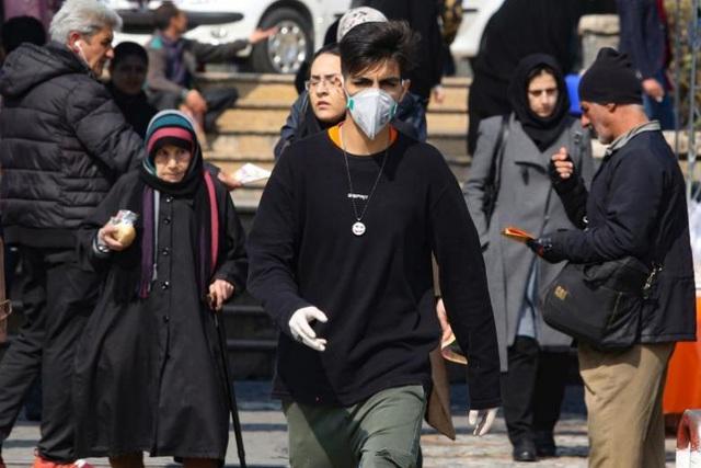12 người Iran tử vong vì virus corona - 1