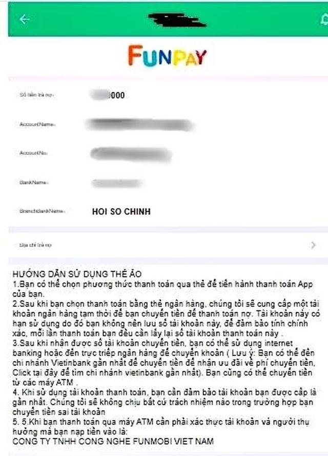 Vay tiền online: Mất tiền oan vì chiêu qua mặt người dùng - 3