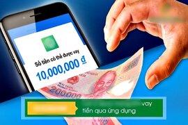Vay tiền online: Mất tiền oan vì